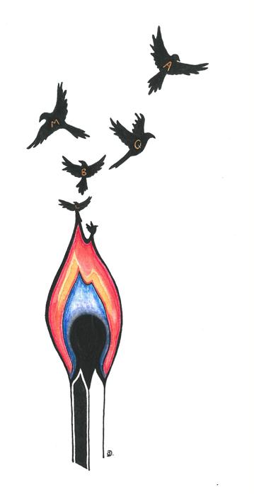 Das Feuer des Wortes